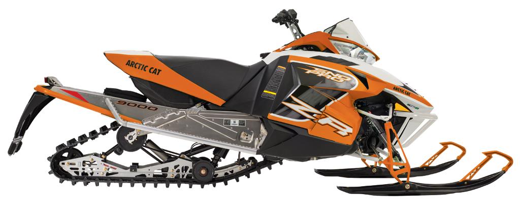2014 Arctic Cat ZR 9000 Turbo Sno Pro