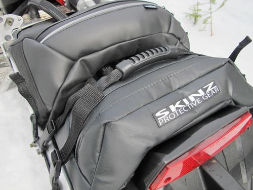Axys tunnel bag