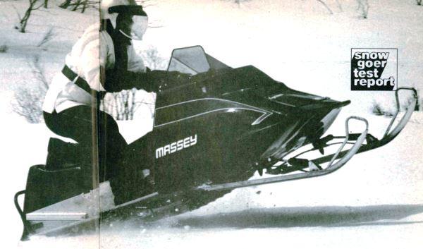 1976 Massey Cyclone 340