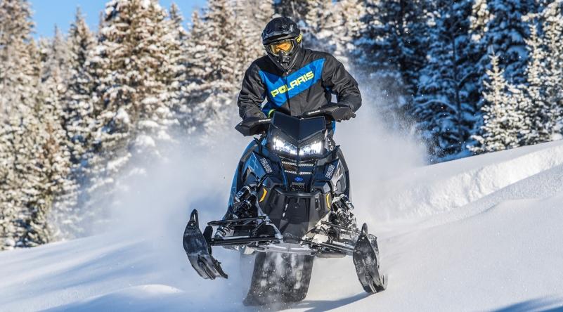 Polaris Switchback snowmobile