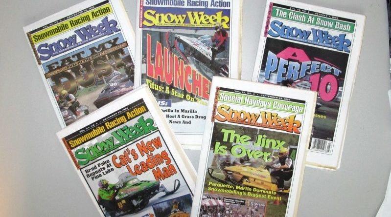 Snow Week magazine